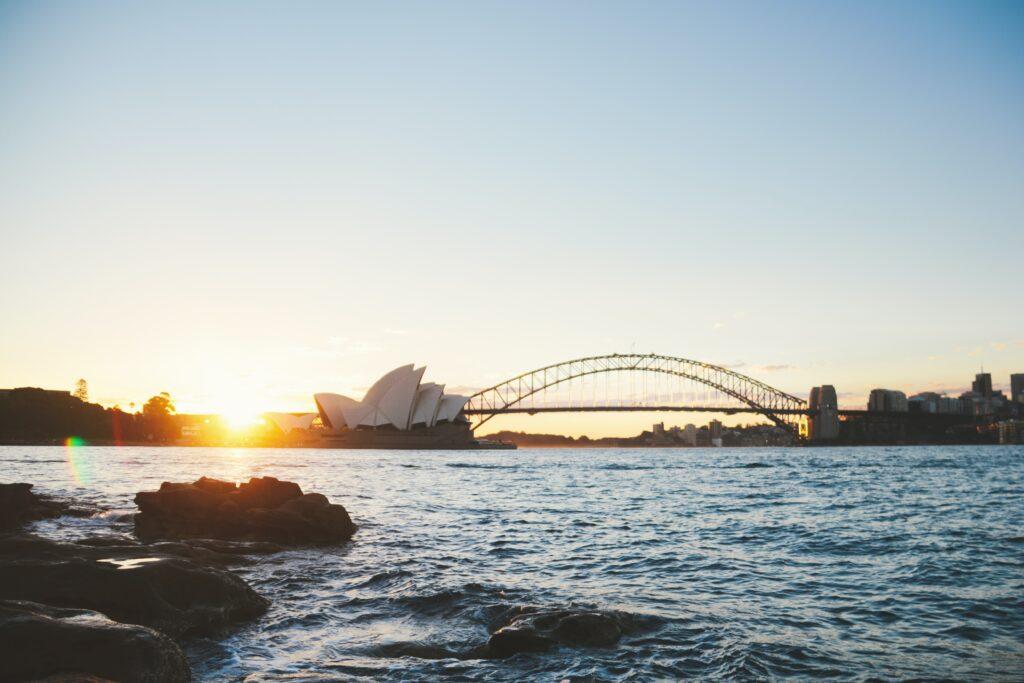 Adventure activities in Australia: Climb the Sydney Harbor Bridge