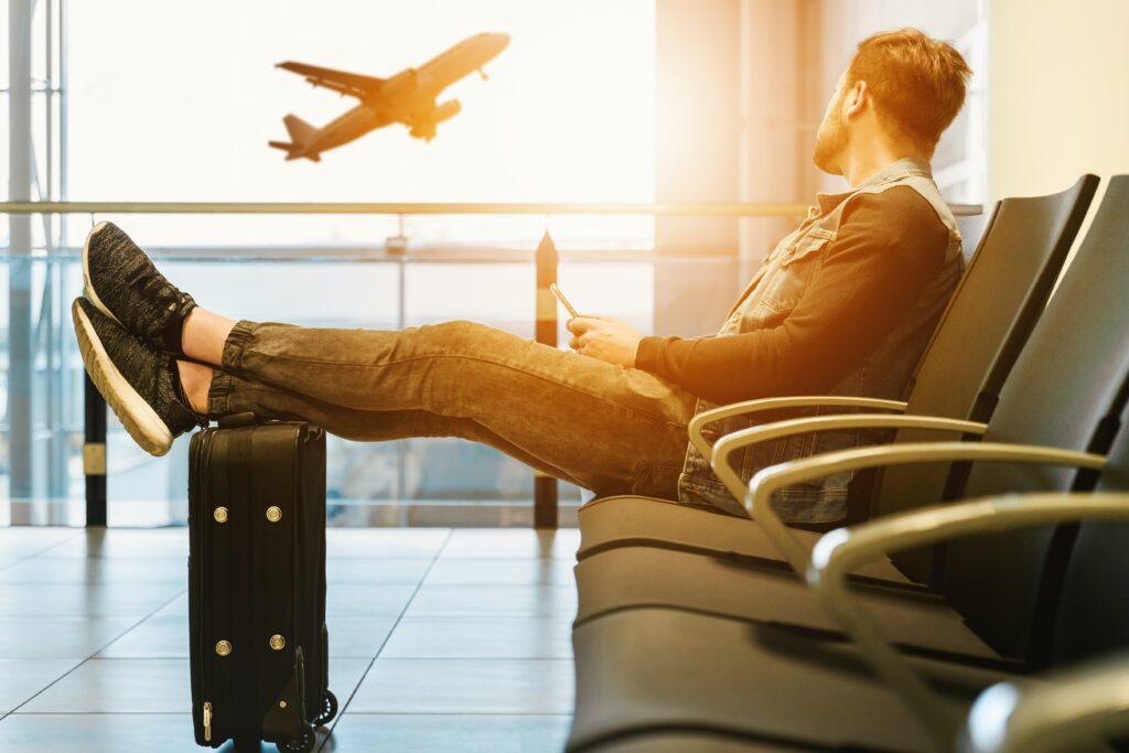International travel luggage fees