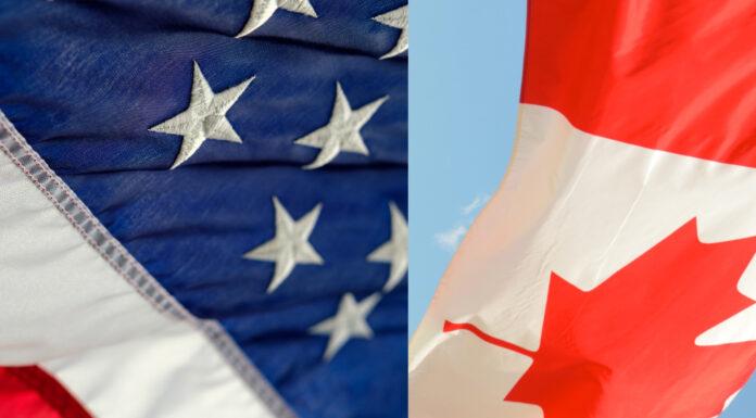 usa canada border closure
