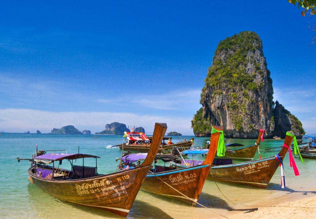 Phra Nang Beach, Krabi, Thailand