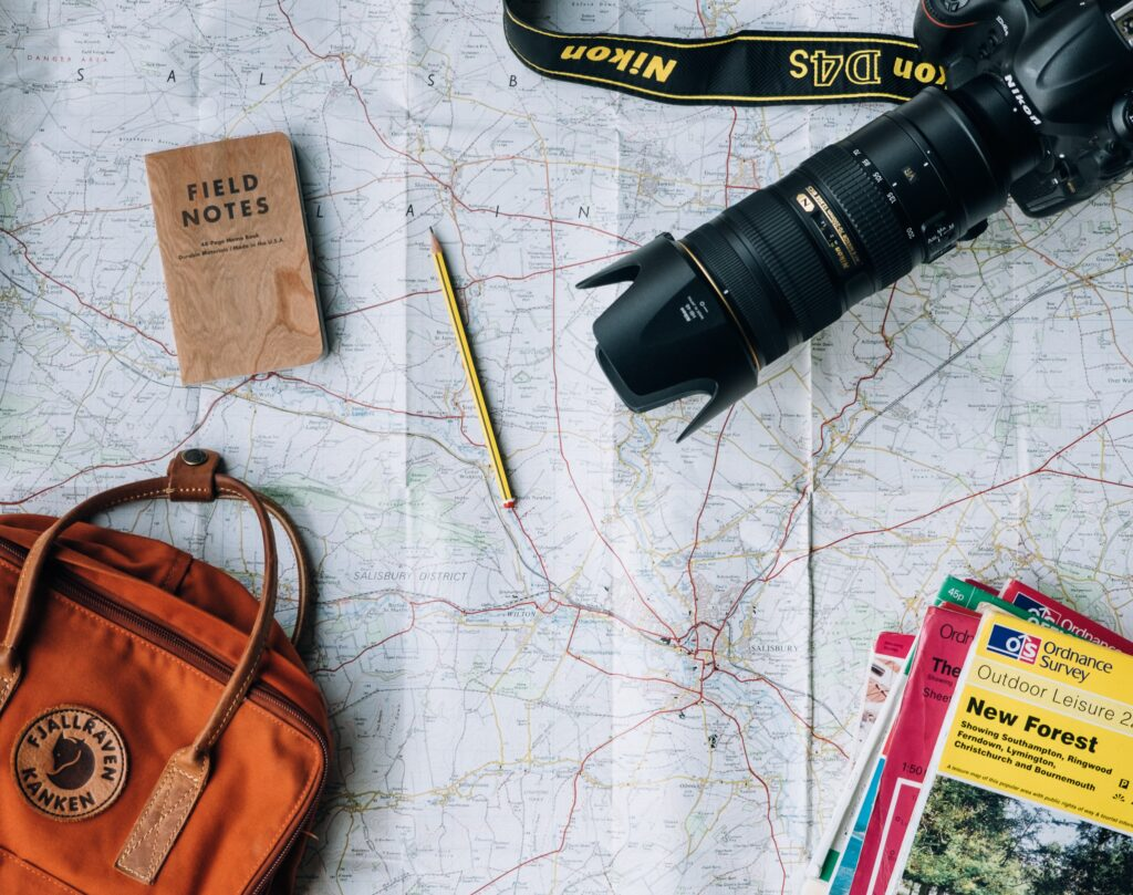 planning for upcoming travel