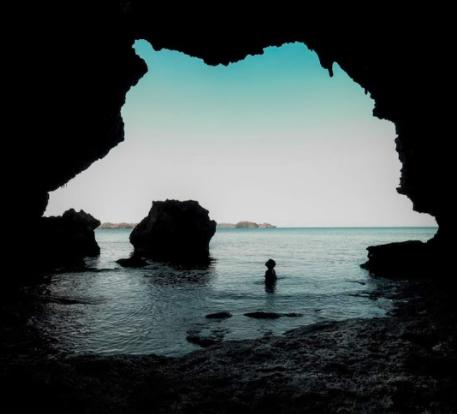 cave in guimaras