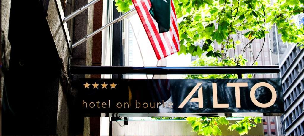 The Alto Hotel, Melbourne