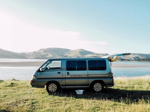 new zealand van travel