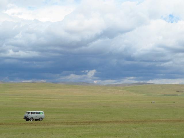 mongolia van travel