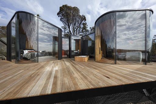 Coastal Pavilions at at Freycinet Lodge