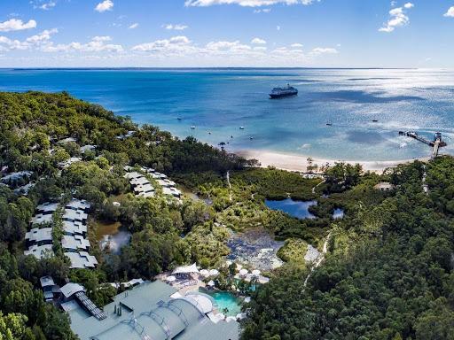 Kingfisher Bay Resort, Fraser Island