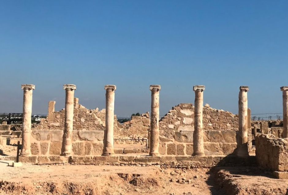 cyprus ruins