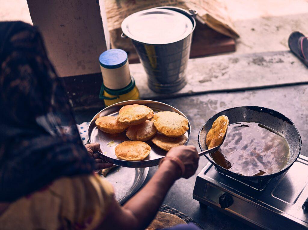 rishikesh street food