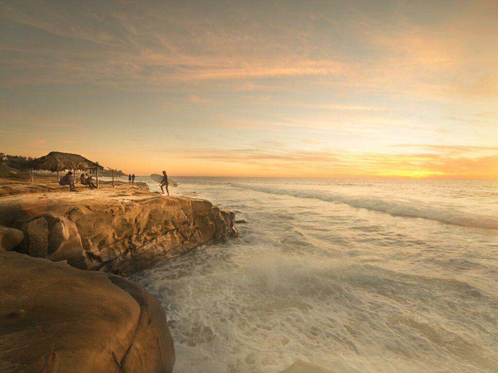 San Diego weekend getaway