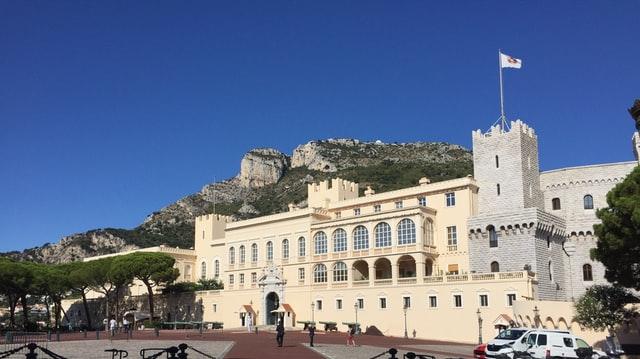royal palace monaco