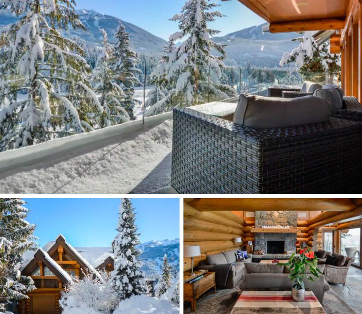 Whistler Airbnb Villa