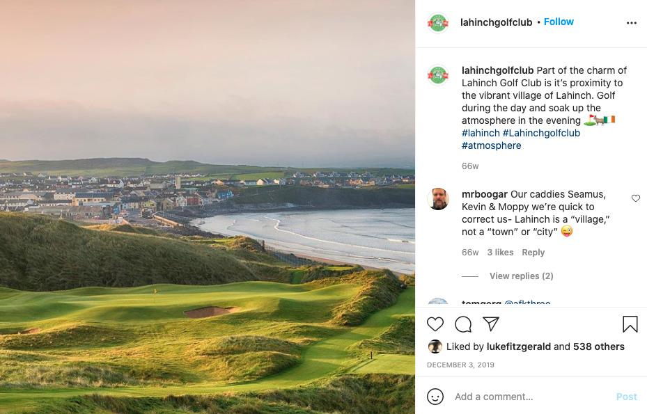 best golf ireland