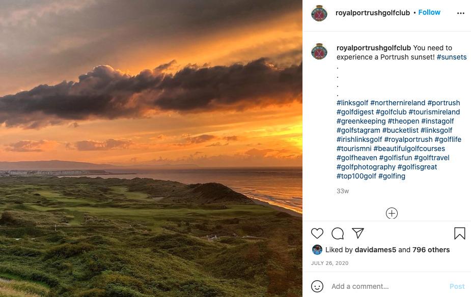 golf course ireland