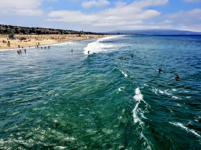 south bay california