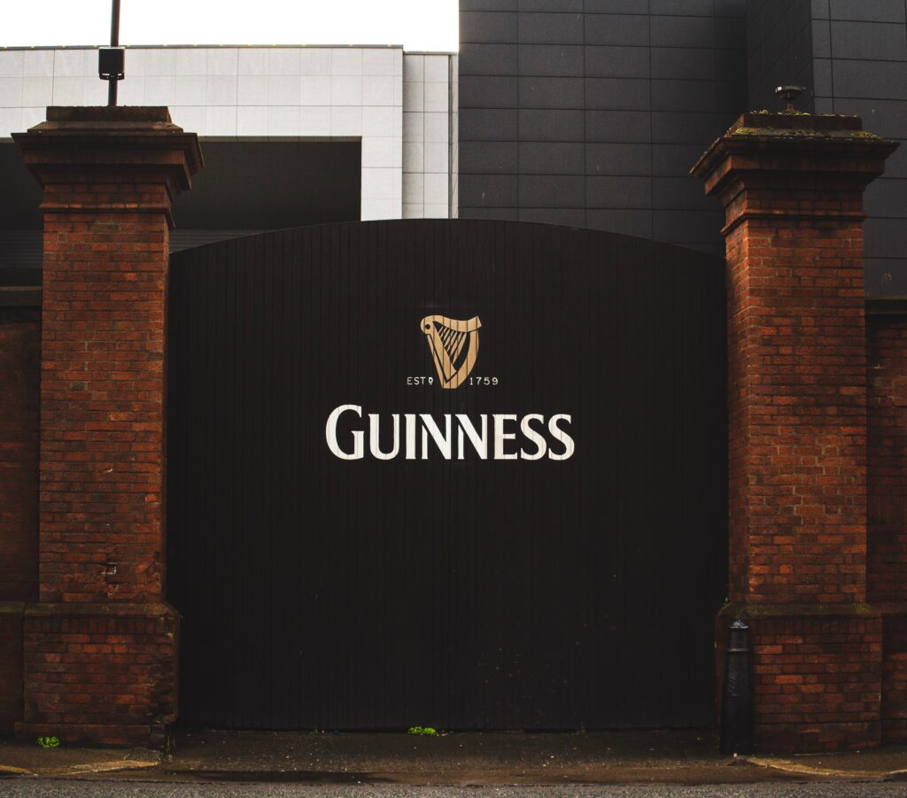 Visit the Guinness Storehouse for St. Patrick's Day.