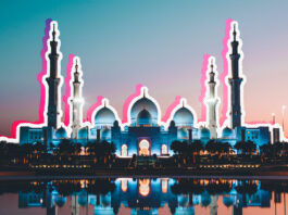 top places to see uae