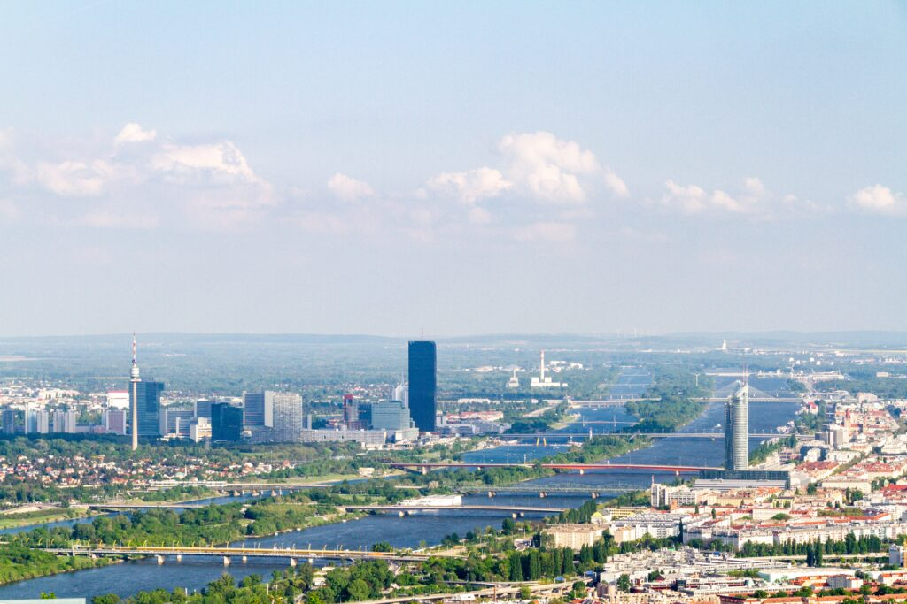 Vienna was named the greenest (sustainable) city in the world in 2020