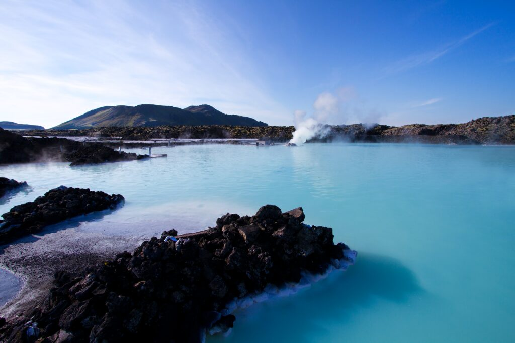Reykjavik uses its geothermal wells for sustainable energy