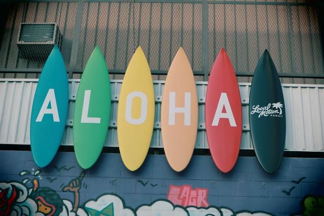 hello in hawaiian