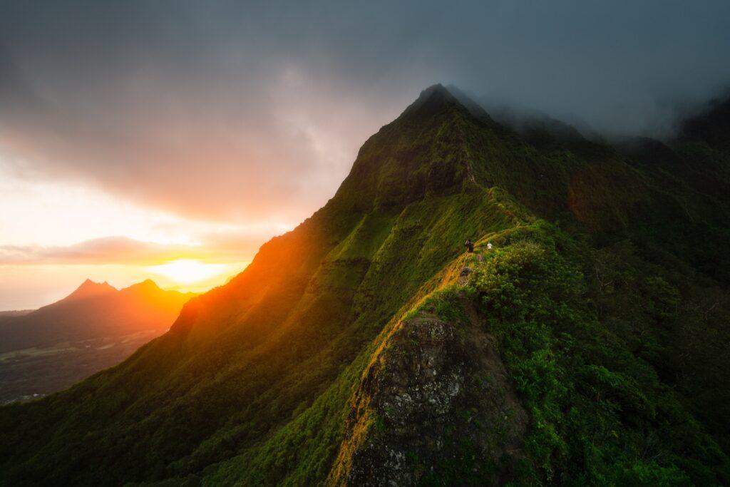 hawaii hiking trails