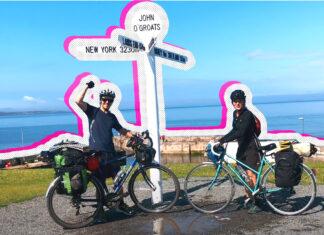 2000 KM Bike ride across UK