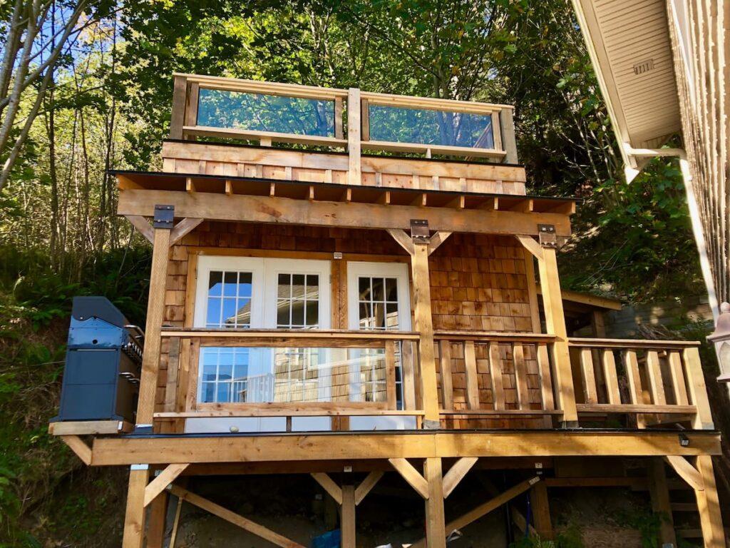 treehouse howe sound