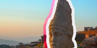 Mount Nemrut Headless Gods