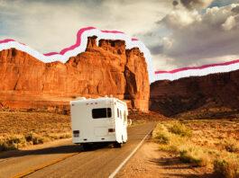 Best road trips in RV in USA