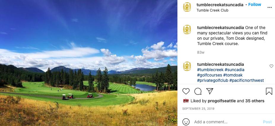 tumble creek washington golf
