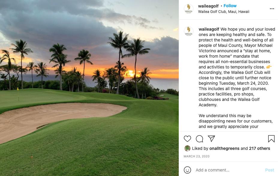 best golf cities maui