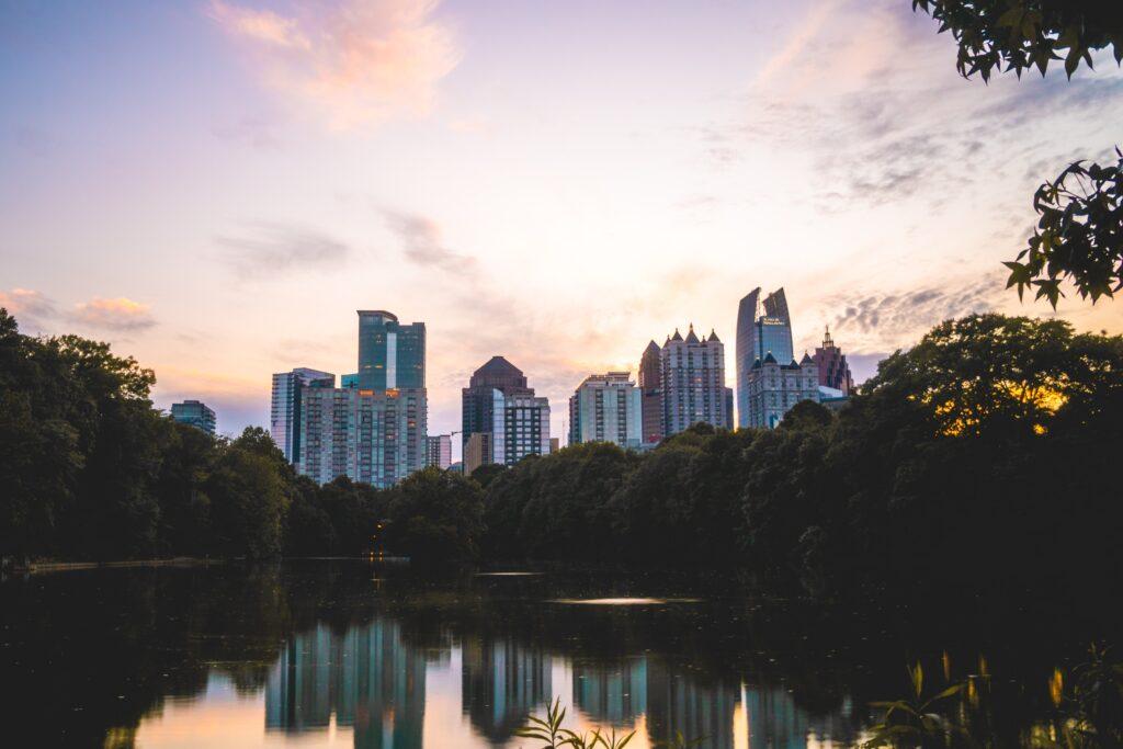 Atlanta, Georgia for Memorial Day