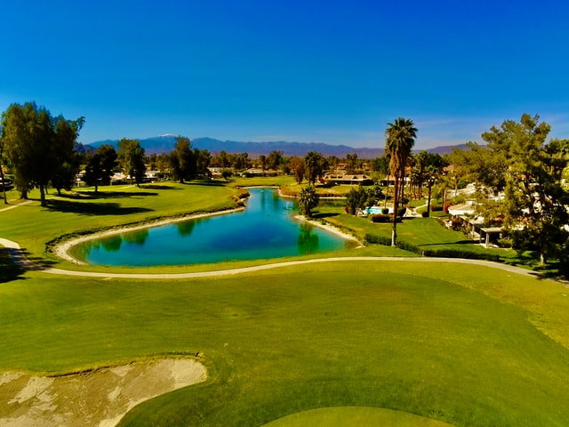 top golf courses palm springs