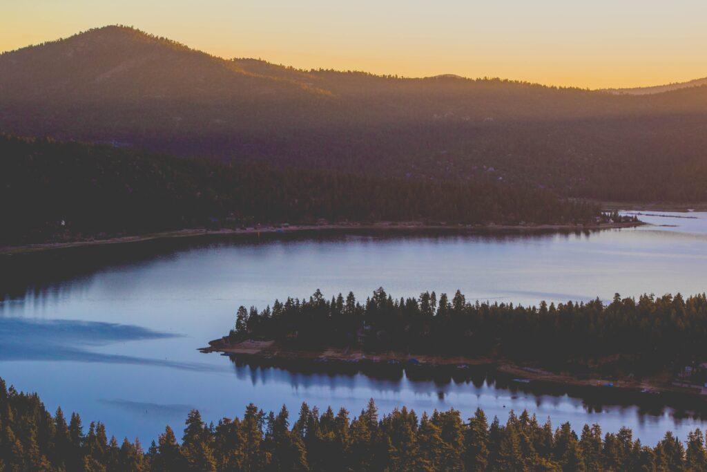 Big Bear Lake Memorial Day weekend