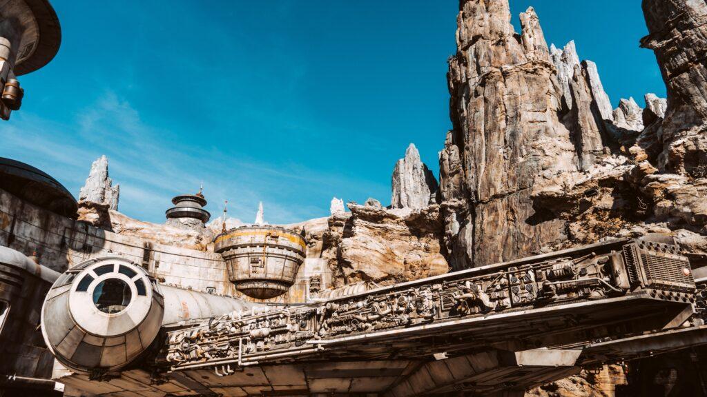 "Disneyland's ""Star Wars: Galaxy's Edge"" in Anaheim, California"