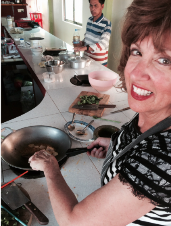 sinuoun khmer cooking class