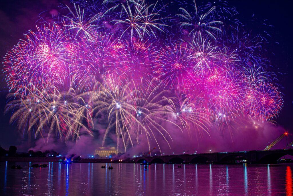 washington dc fireworks