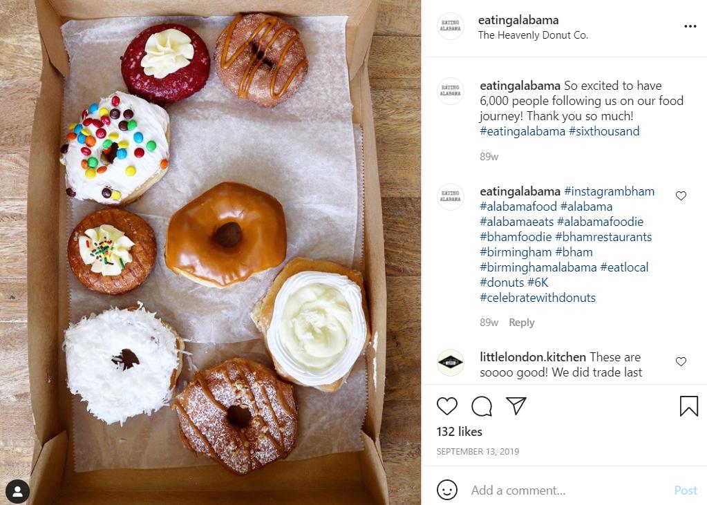 The Heavenly Donut Company