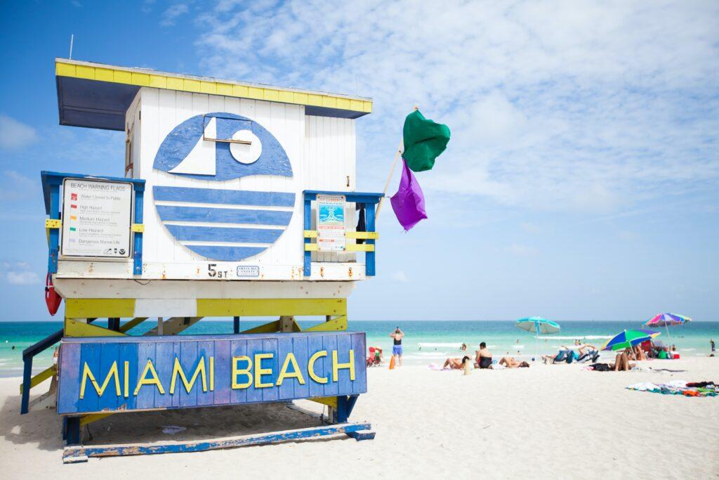 Visit Miami Beach this summer 2021