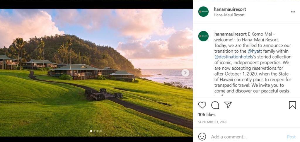 Hana Maui Resort