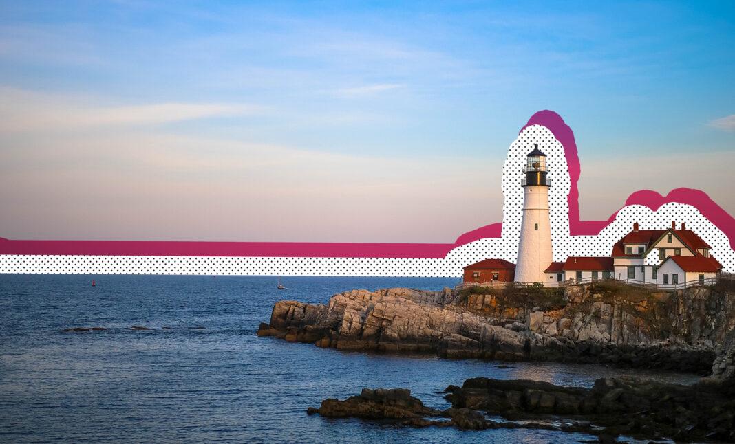 New England in September