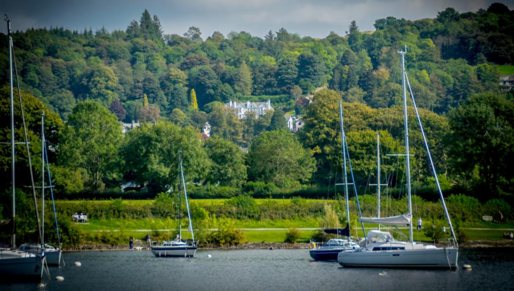 Windermere boats