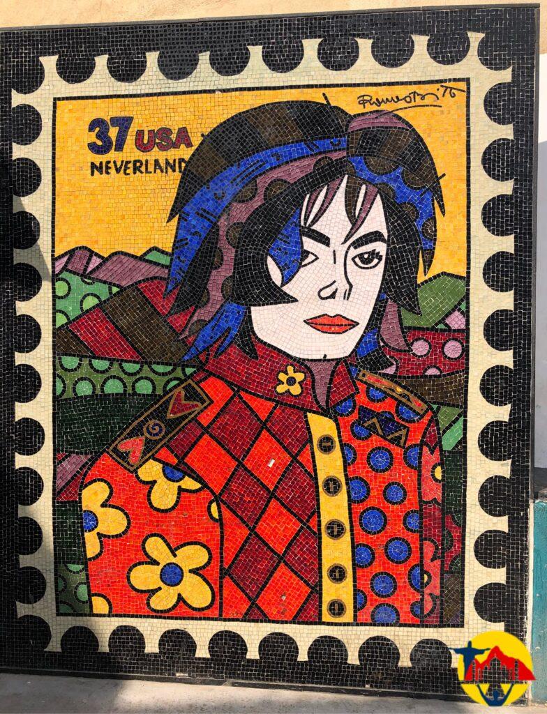 Michael Jackson Mural