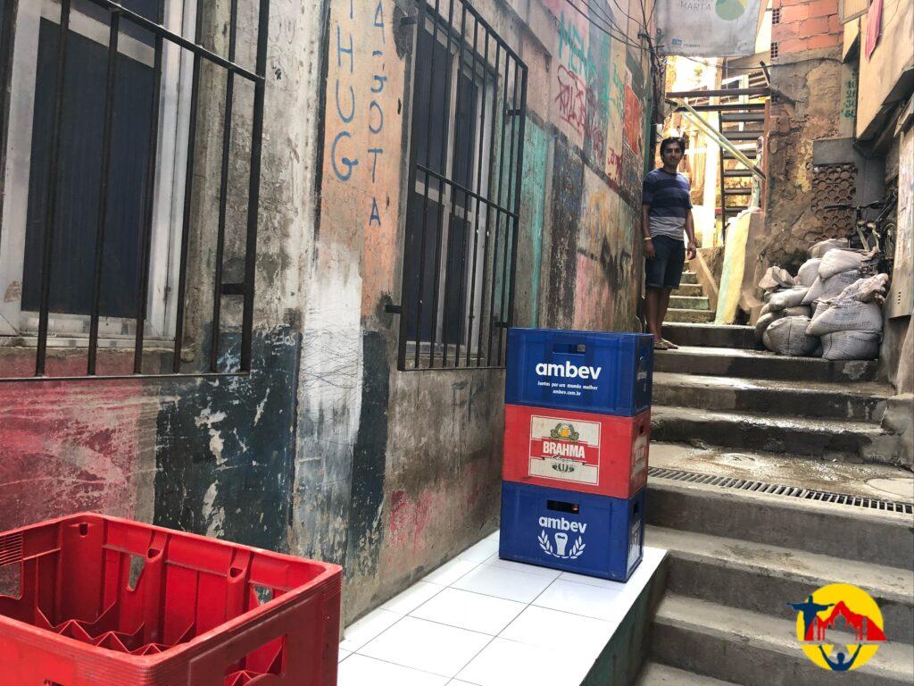 Favela Alley Way