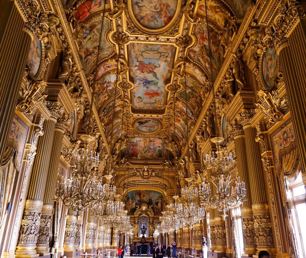 paris grand opera
