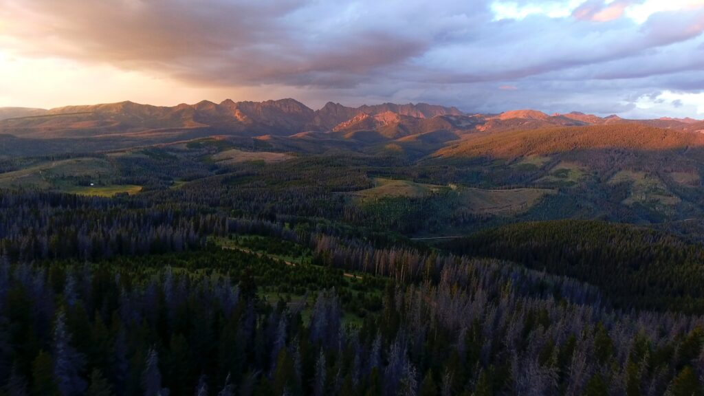 Vail, Colorado for Labor Day weekend