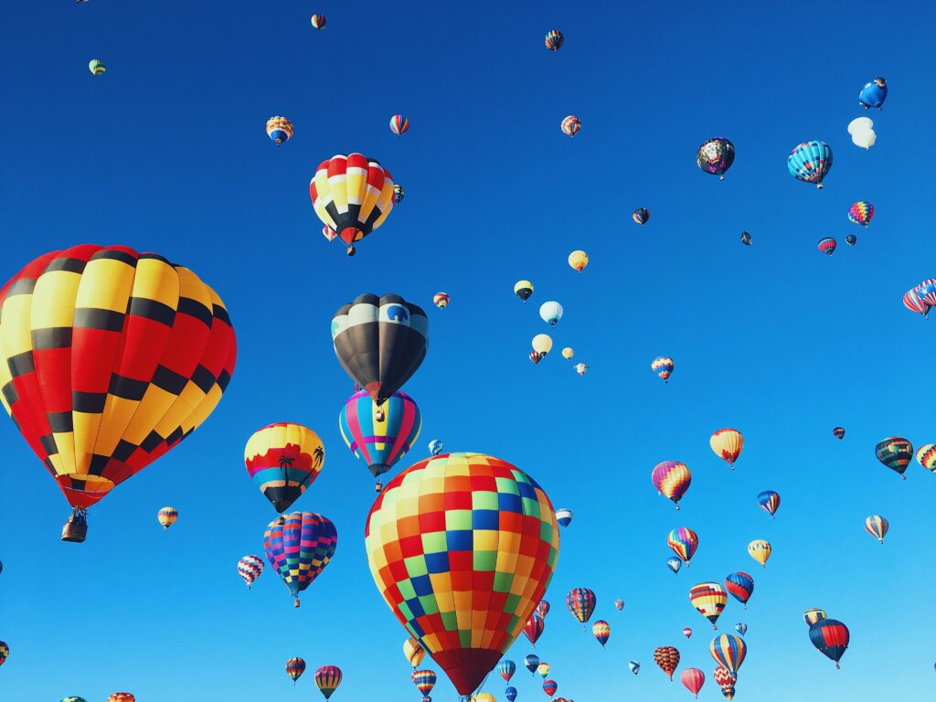 ABQ Hot Air Balloon Festival