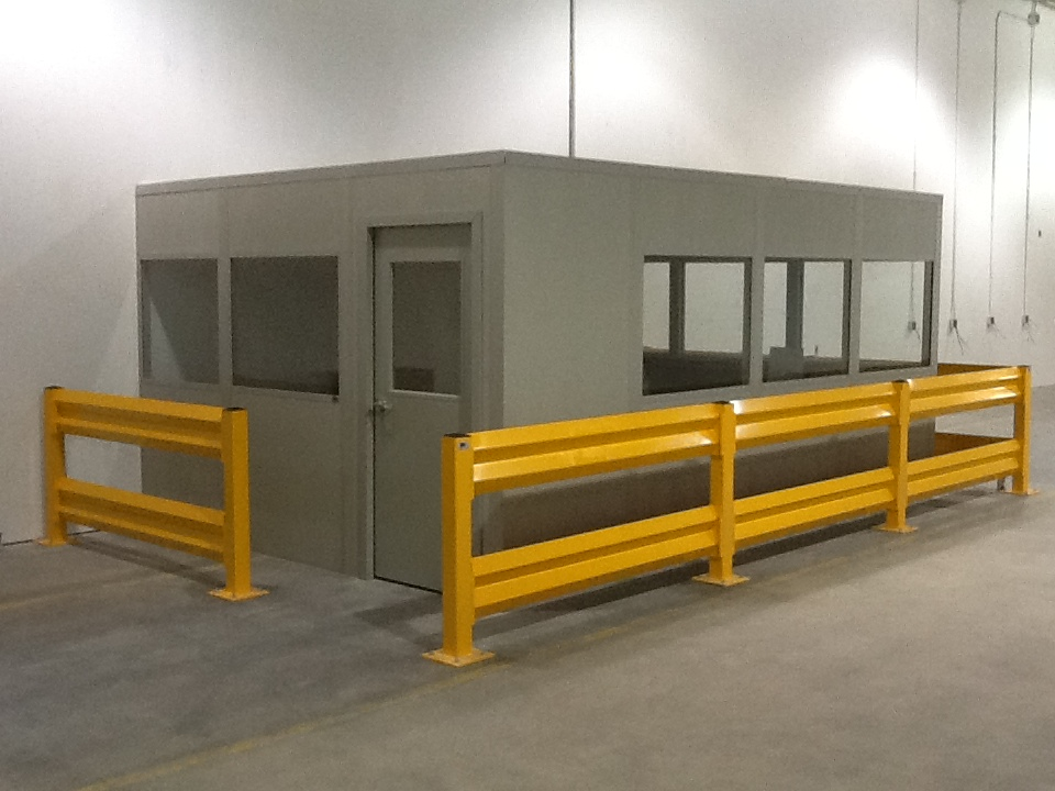 Industrial Barriers and Safety