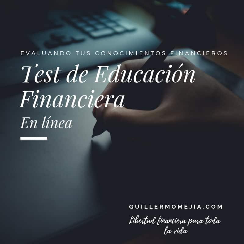 Test de Educación Financiera - Evaluando tu Conocimiento Financiero