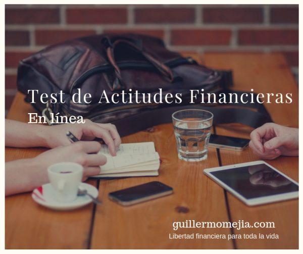 Test de actitudes financieras